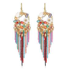 Designer Earrings Online Shopping India New Designer Fashion Earrings For Girls Online Jewellery Shopping In India
