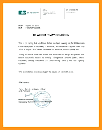 Work Experience Letter Format In Doc Fresh Experience Certificate