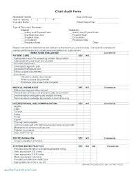 Chart Audit Form Template Physical Template Globalforex Info