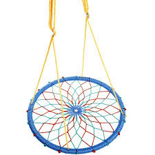 Personalized Spinning Dream Catcher b100Adventure Sky Dreamcatcher Swing Royal Blue Walmart 81