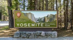「Yosemite National Park word」の画像検索結果