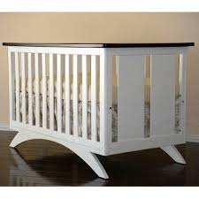 eden baby madison 3 in 1 convertible crib in espresso and white baby furniture images