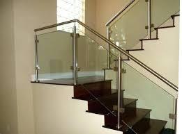 staircase handrail design stair railing glass staircase design glass railing handrail design ideas stair glass railing