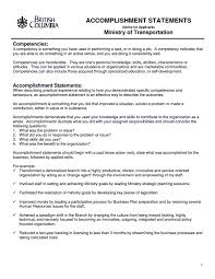 ... Achievements In Resume Examples Smlf Achievement For 19 Excellent How  To Write