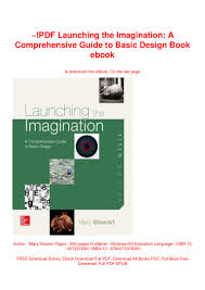 Mary Stewart Design Pdf Launching The Imagination A Comprehensive Guide To