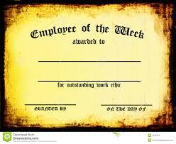 Employee Of The Week Stock Illustration Illustration Of Award 1572512