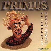 <b>Rhinoplasty</b> by <b>Primus</b> (CD, Jun-1998, Interscope (USA)) for sale ...