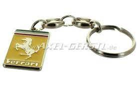Ferrari Key Fob Spare Parts Fiat 500 Classic 126 600 Onderdelen Axel Gerstl