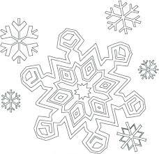 Snowflake Mandala Coloring Pages Snowflake Coloring Snowflake