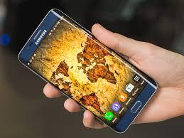 Samsung Music Edge Lighting S7 Edge Galaxy S6 Edge Review The High End Samsung Revolution