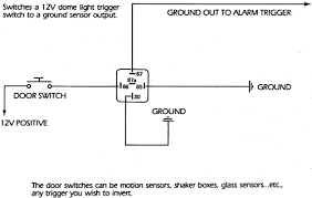 standard relay wiring diagram standard wiring diagrams