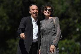 Venice, Benigni and the declaration of love to Nicoletta Braschi - Ruetir
