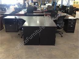 picture of realspace magellan performance collection l desk and hutch 70 1 2