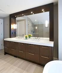 above mirror lighting bathrooms. Mirror Lighting Bathroom Modern Above Bathrooms D