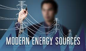 essay on power modern sources of energy