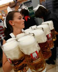Oktoberfest Beer Bucket Real The Munich Drink Girl Oktoberfest List Beer At