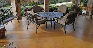 stained concrete patio.  Patio Stained Concrete Patio That Look Like Stones Throughout G