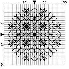 Free Blackwork Embroidery Charts Free Blackwork And Cross Stitch Patterns Blackwork Cross