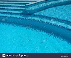 Dark pool water Creepy Turquoise Swimming Pool With Steps Dark Blue Trim And Rippling Water Alamy Turquoise Swimming Pool With Steps Dark Blue Trim And Rippling