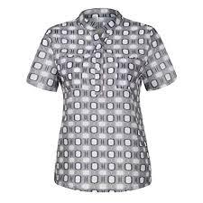 Amazon Com Outeck For Women Elegant Top Shirt Collar Short