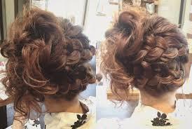 廣瀬 幸奈 Hair Make Lonlo On Twitter 浴衣ヘア 編み込み