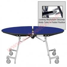 quick ship multi purpose mobile round folding tables school fix catalog
