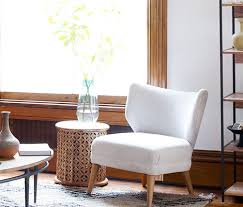 small leather chairs for small spaces. Small Occasional Chairs West Elm Throughout For Living Room Idea 0 Leather Spaces