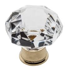 crystal furniture knobs. Crystal Cabinet Knob Model #: 4323.030 Furniture Knobs I