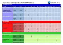 Training Calendars Rome Fontanacountryinn Com