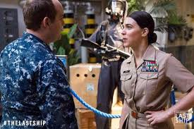 Our first look at Captain Kara Green! | The last ship, Military ...