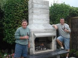 aztec pavilion outdoor fireplace