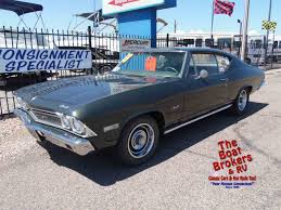 1968 Chevrolet Chevelle for Sale on ClassicCars.com - 55 Available