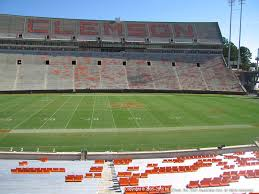 Clemson Memorial Stadium View From Lower Level O Vivid Seats