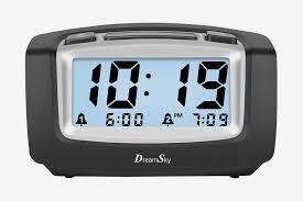 best dual alarm clock