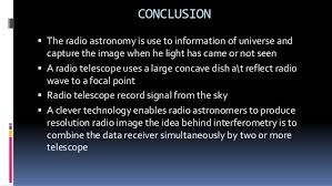 a radio telescope and an optical telescope of the same size have the same angular resolution introduction of radio astronomy