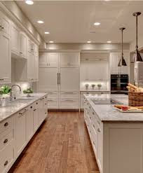 beautiful kitchens tumblr. Lovely Creamy White Kitchen Design With Shaker Cabinets Painted Benjamin Moore Dove, Kashmir Granite Counter Tops, Polished Nickel Beautiful Kitchens Tumblr I