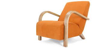 Esstisch Sessel Leder Braun Top Ergebnis And Orange Ideen Within