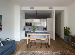 Modern Kitchen And Bedroom Kitchen In Bedroom