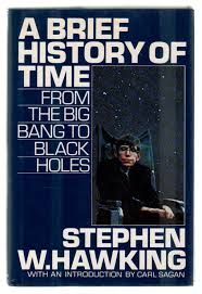 Image result for brief history of time