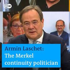 DW News - Armin Laschet, Angela Merkel loyalist, is new CDU leader |  Facebook