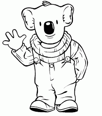 Small Picture Free Printable Koala Coloring Pages For Kids Coloring Home
