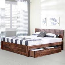 king bed with storage.  Storage Valencia Storage Bed Teak Finish King Size By Urban Ladder Throughout With