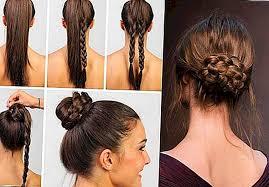 Ako Urobiť Krásnu Ranu Z Vlasov Na Hlave účes Dva Strapce Na