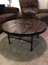 diy coffee table with pipe legs 1295 best tables images on