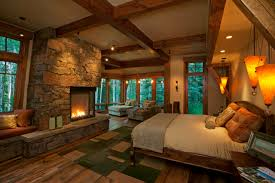 details about bedroom amazing stacked stones bedroom fireplace wall panels architecture picture rustic fireplaces