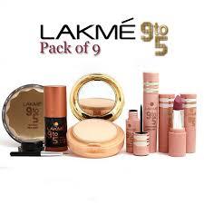 absolute makeup collection photos lakme pack of 9 makeup kit bridal
