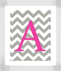 Printable Chevron Letters 8 Best Images Of Chevron Printable Alphabet Letters Free