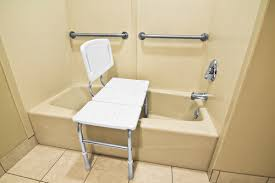a shower chair or stool may be required to assist a person with diities or other mobility problems shower chairs enable them to maintain a level of