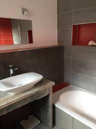 Badezimmer Waschtisch Aus Alten Eichenbohlen Selbst Gebaut Das