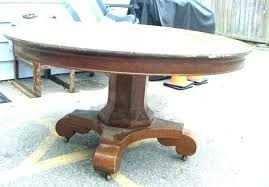 dining table with leaves that pull out antique dining table with leaves oak table leaves antique round oak table tables round oak pedestal antique dining